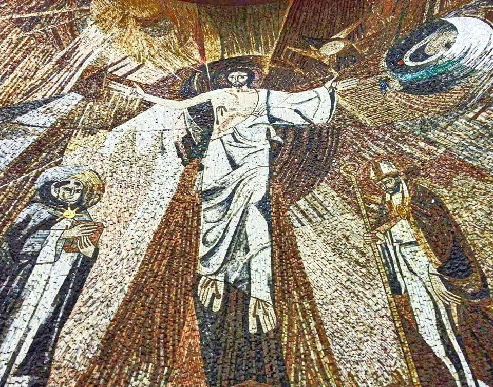 mosaico cattedrale