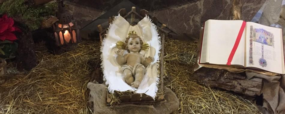 Messaggio dell'arciprete parroco della Basilica in occasione del Santo Natale